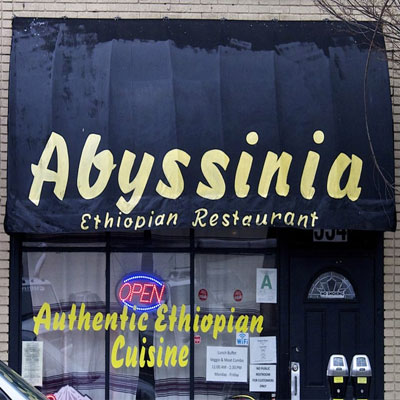 Abyssinia Authentic Ethiopian Cuisine