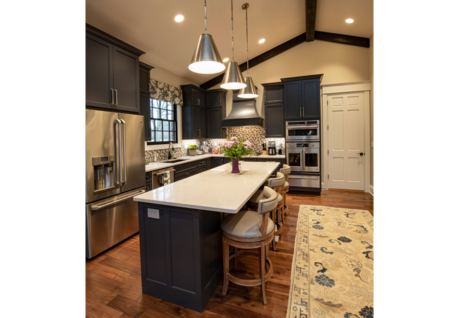 Miller's Creates a Custom Kitchen
