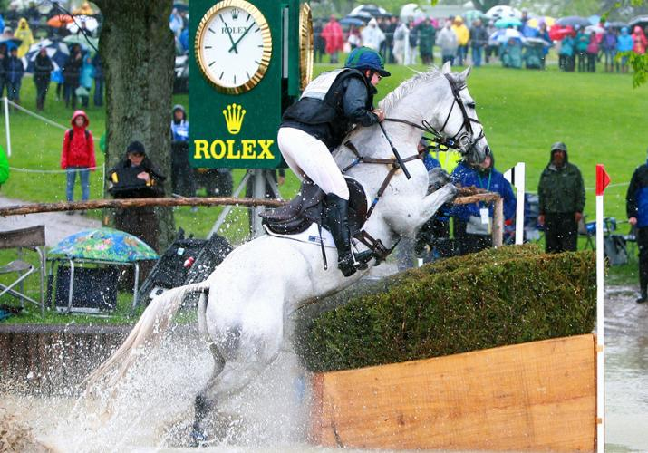 10 Things You May Not Know About the Rolex Three-Day Event