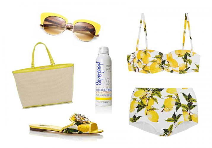 Outfit of the Week: Lemonade