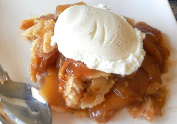 Southern Lady Cooks: Easy Apple Pandowdy