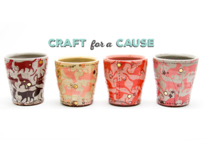 "Mr. Bennys Pot Shop introduces ""Craft for a Cause"""