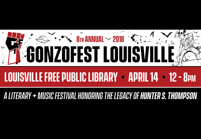 GONZOFEST TO HOST THE RISE AND FALL OF THE BROWN BUFFALO