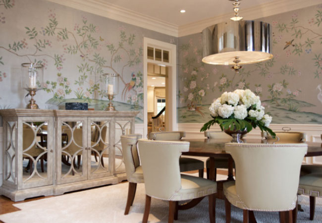 Dining Rooms Revamped