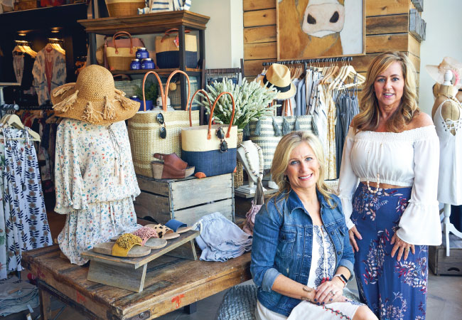 Boutique Spotlight: The Urban Farmgirls
