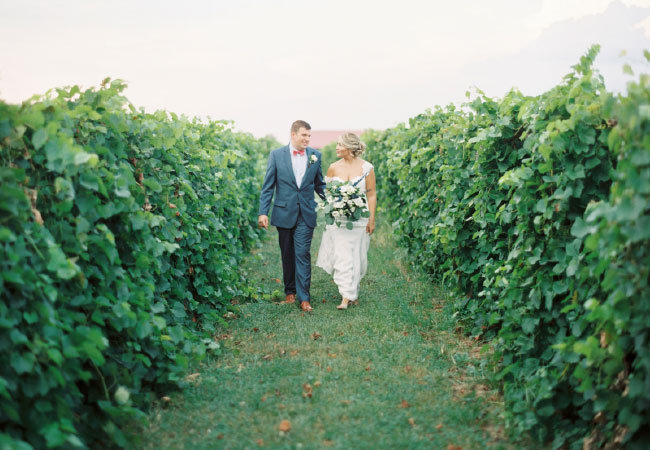 Say Yes To A Kentucky Proud Wedding