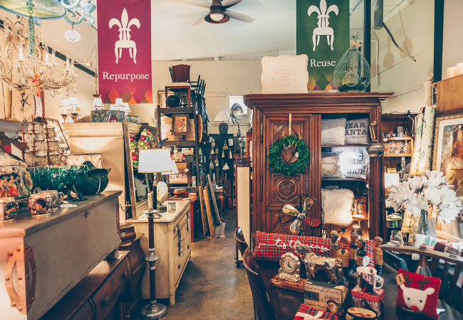 Boutique Spotlight:  Crescent Hill Trading Company