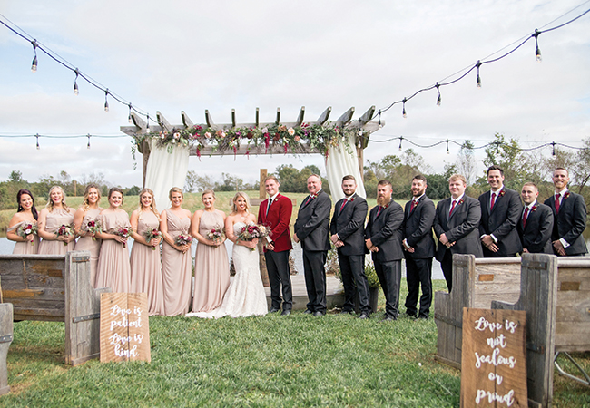 WOW Wedding: The Seppenfields