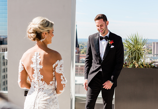 WOW Wedding: Kaelyn + Luke