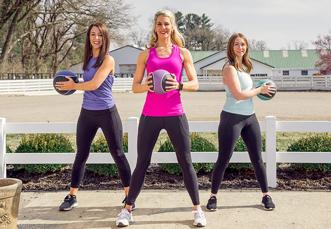 Spring Into Fitness!