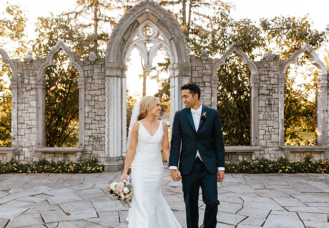 WOW Wedding: Emily & Christopher