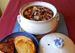 The Southern Lady Cooks: Winter Comforts