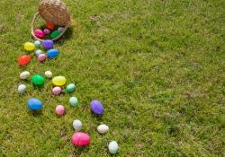 Buffalo Trace and Frankfort Parks & Rec Host Easter Egg Hunt