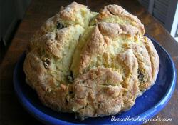 The Southern Lady Cooks: Irish Soda Bread