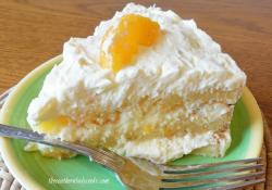 The Southern Lady Cooks: Mandarin Orange Cake