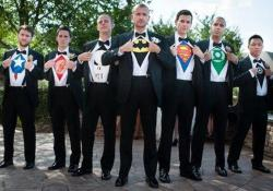Wedding Trends: Your Groom Can Have His Big Fat Geek Wedding