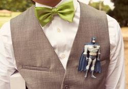 Wedding Trends: Geek Chic Boutonnieres