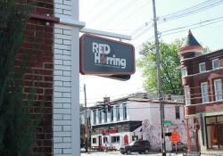 Red Herring Cocktail Lounge and Kitchen opens April 28