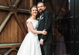 WOW Wedding: Carrie + Justin