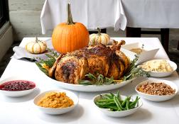 TOP 5 Dining: Holiday Stress Savers