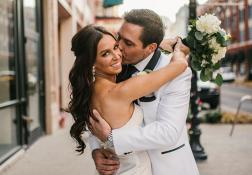 WOW Wedding: Ashley + Travis