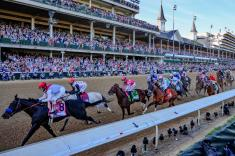 The 147th Running of the Kentucky Derby