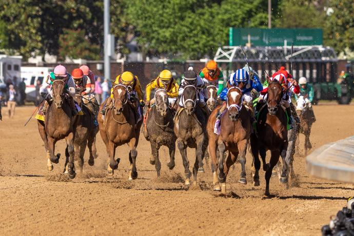 Kentucky Oaks - 2021